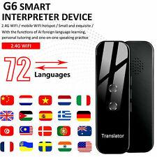 Translaty Traduttore istantaneo di 72 lingue vocali in tempo reale