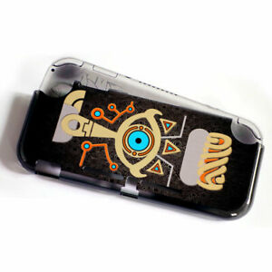 Zelda Sheikah Slate Protective Shell Cover Case for Nintendo Switch Lite Console