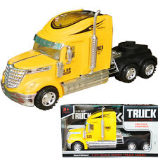 Kids Children Container Vehicle Truck Car Model Toys 1:24 Scale Friction
