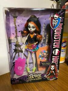 Skelta Calaveris - Monster High Doll Scaris City of Frights - New in Box
