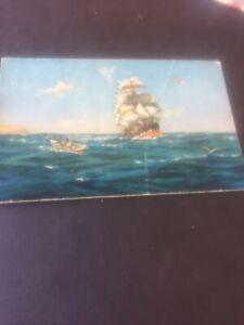 #108 Hungary.Old Postcard.