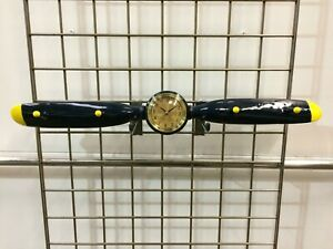 Aeroplane Propeller Clock