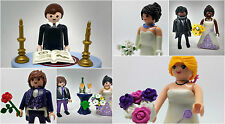 PEPYPLAYS PLAYMOBIL NOVIOS BODA BRIDE GROOM WEDDING ELIGE LOTE NOVIA