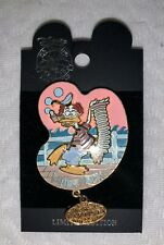 Limited Edition Moby Duck Donald Duck Disney Trading Pin New