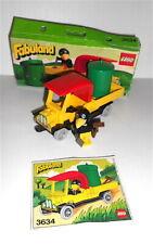 FABULAND LEGO 1980 - full mini set box - set completo in scatola usato 3634