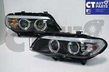CCFL Angel-Eyes Projector Head Lights BMW X5 E53 04-06 LCI face-lift Headlights