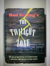 Vintage Science Fiction : The Twilight Zone - Rod Sterling