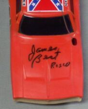 James Best, Dukes of Hazzard, Signed General Lee, Remote Controlled Car, ?WORKS?