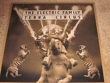 La famiglia elettrico-TERRA DEL CIRCO-PROG/Kraut rock-nuovo-LP Record