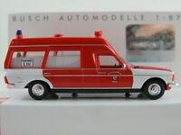 "Busch 52207 Mercedes-Benz VF 123 Miesen (1977) ""Feuerwehr Bonn"" 1:87/H0 NEU/OVP"