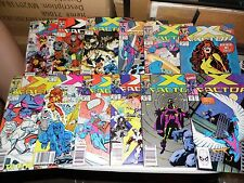 X-Factor lot of 12 books #39 #41 #42 #43 #44 #48 #49 #50 #52 #53 #55 #56
