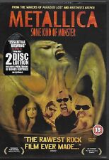 Metallica - Some Kind Of Monster (DVD, 2005, 2-Disc Set)