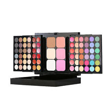 Makeup Set Box Professional 78 Color Make Up Sets Eyeshadow Lip Gloss Found G3R9