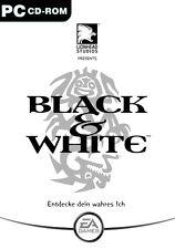 BLACK & WHITE für PC Deutsch, von EA Games inkl. Handbuch