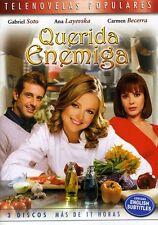 Querida Enemiga [3 Discs] (2009, DVD NUEVO) SPA LNG (REGION 1)