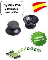 PALANCAS SETAS JOYSTICK PS4 PLAYSTATION 4 - 2 UNIDADES THUMBSTICKS. ESPAÑA