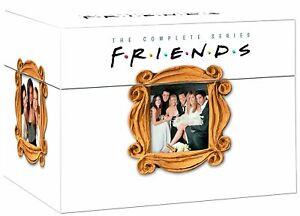 Friends Superbox - Die Jahre 1994-2004 [41x DVD] DEUTSCH NEU Staffel 1-10 Serie
