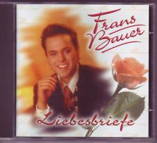 """""""CD"""" - FRANS BAUER - Liebesbriefe"""