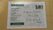 Enveloppe commémorative Salon des collectionneurs 2011 - Timbre 2013 compresseur
