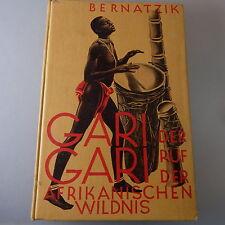 Gari - Gari - Der Ruf der afrikanischen Wildnis 1938 (41969)