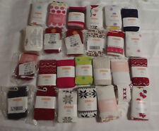 Gymboree Tights Choice Size 0-3 6 12 18 24 Month Kitties Color Happy Sweet Music