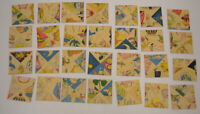 AS-IS INCOMPLETE American Fortune Telling Card Deck 1930's 1940's Vtg