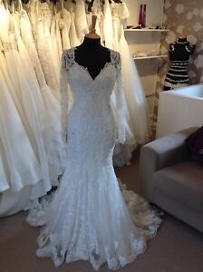 Wedding Dress by Justin Alexander Signature Style 9892
