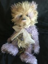 Charlie Bears Mohair Isabelle original Pixie Dust rare