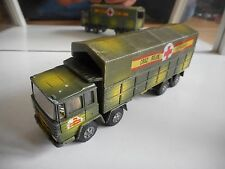 Mira Pegaso Truck in Army Green on 1:64