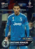 Topps Living Moments 2020 Champions League Card No. 200 Cristiano Ronaldo