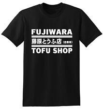 Initial D Tofu Jdm Fujiwara Racing Anime Japanese Tshirt Various Sizes 00004000
