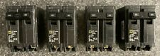 "Four (4) New ""Square D"" 60amp Hom 260 Circuit Breakers Dp-4075"