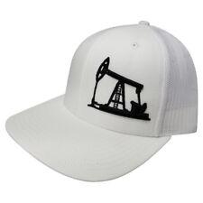 best website e184b 65191 Richardson OilField Drilling Rig Snapback Hat, Trucker Cap for Men and Women