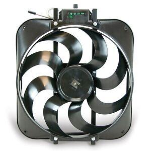 Flex-a-lite 160 Black Magic Electric Fan