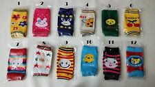 3 pairs of Baby Infant Knee Covers Boys and Girls Knee Pads Elbow Covers USA