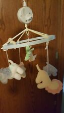 Vintage Kids Ii Musical Animal Mobile-Good Condition!