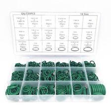 530pcs Car R134a car O-ring repair air conditioning repair rubber sealant Box