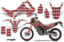 AMR Racing Honda CRF 250L Graphic Decal Number Plate Kit Sticker Part 13-15 AG R