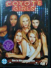 DVD SEXY COYOTE GIRLS + nombreux bonus