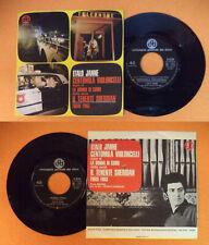 LP 45 7'' ITALO JANNE Centomila violoncelli Forse fingi 1969 CGD no cd mc dvd*