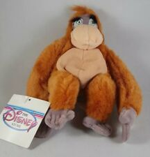 "Disney Bean Bag Plush 8 "" Jungle Book, King Louie"