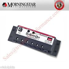MORNINGSTAR SSD-25 SUNSAVER DUO CONTROLLER 12V 25A WITHOUT METER