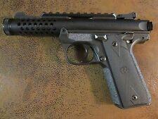 Sand Paper Pistol Grip Enhancements for the Ruger MARK IV 22/45
