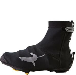 SealSkinz Neoprene Overshoe Black/Grey