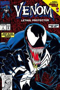 Venom - Marvel Comic Poster / Print (Comic Cover / Lethal Protector Part 1)