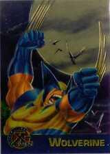 X Men All Chromium Fleer Ultra Promo Trading Card Wolverine - New