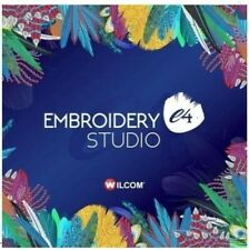 Wilcom E4.2 Embroidery Studio Sew Software + 220 000 Designs⭐ INSTANT DELIVERY⭐