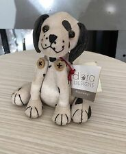 Dora Designs Dalmatian Dog Paperweight