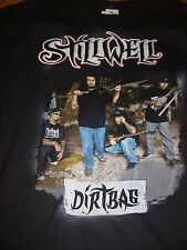StillWell Band Dirtbag 2011 Tour Concert T Shirt Korn P.O.D. XL NWT New Metal Nu