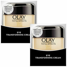 Olay Total Effects 7in1 Eye Transforming Cream, 2 Pack, 15ml